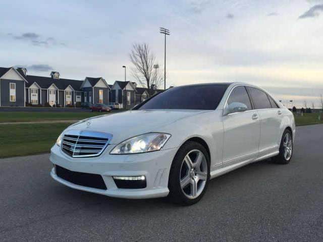 Mercedes benz 52 used 2008 s550 amg package mercedes for Mercedes benz 2008 s550