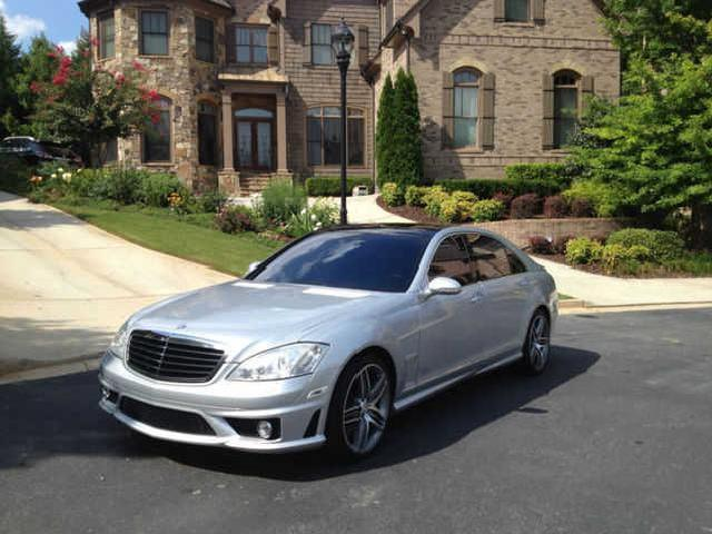 Mercedes benz s class 2008 roswell mitula cars for Mercedes benz roswell road
