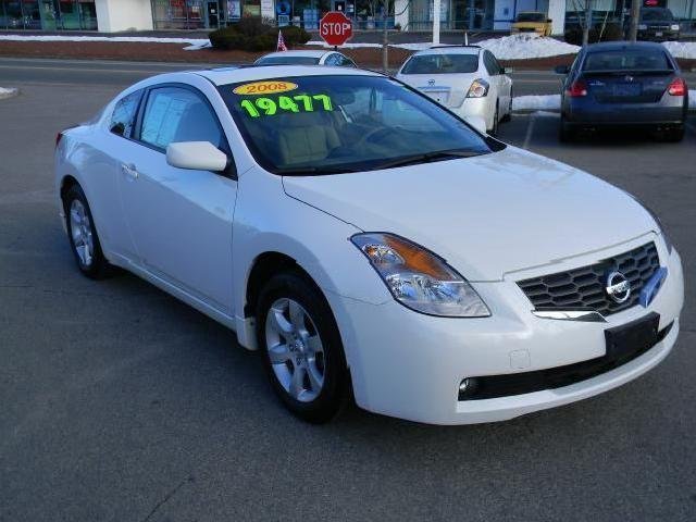 2008 nissan altima coupe fully loaded mitula cars. Black Bedroom Furniture Sets. Home Design Ideas