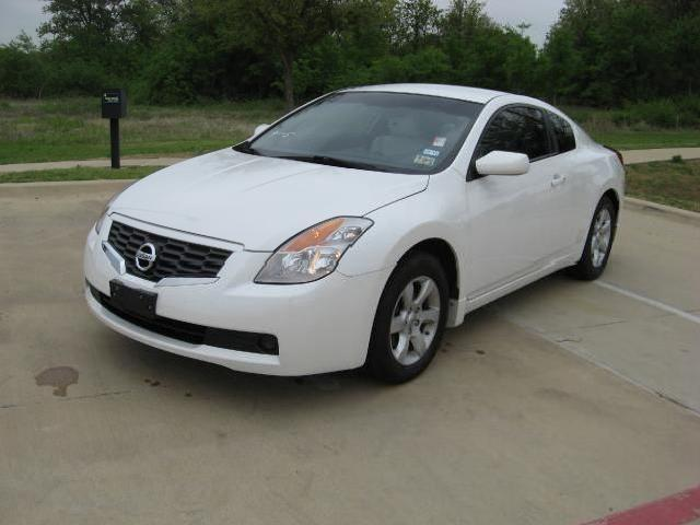 Nissan Altima Coupe Denton 5 Nissan Altima Coupe Used Cars In