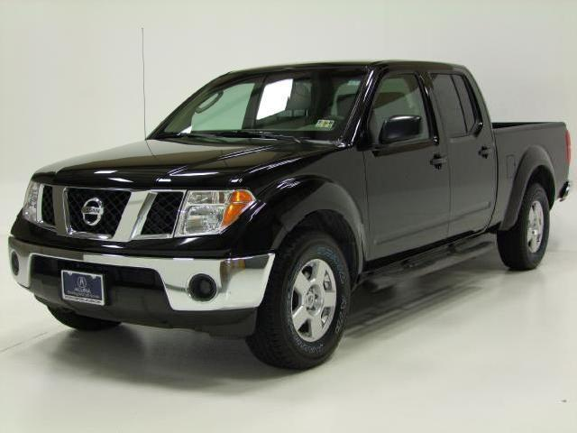 Nissan Frontier Automatic 2008 Texas With Pictures