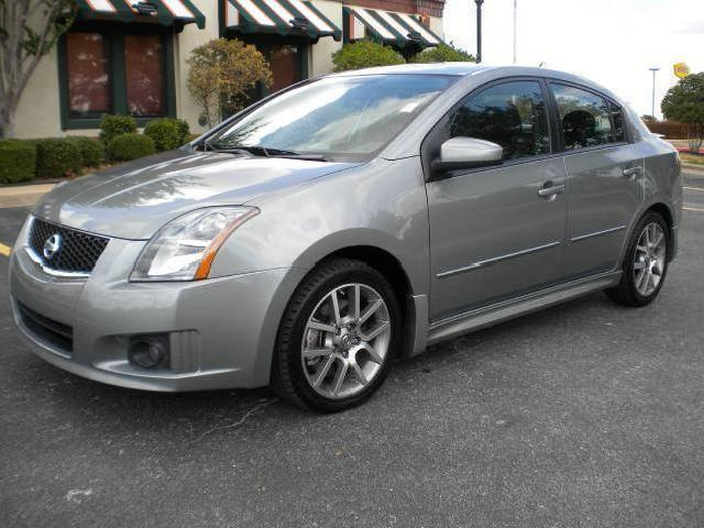 2007 nissan sentra se r spec v for sale with photos carfax autos post. Black Bedroom Furniture Sets. Home Design Ideas