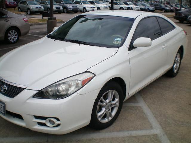 2008 toyota camry solara used cars in houston mitula cars. Black Bedroom Furniture Sets. Home Design Ideas