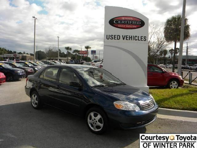 Toyota Corolla 2008 Winter Park With Pictures Mitula Cars