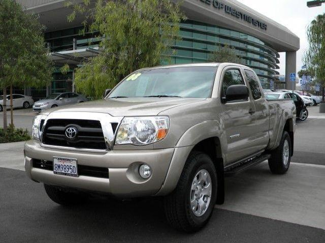 2008 toyota tacoma used cars in westminster mitula cars for Autonation honda 104 2999 w 104th ave westminster co 80234