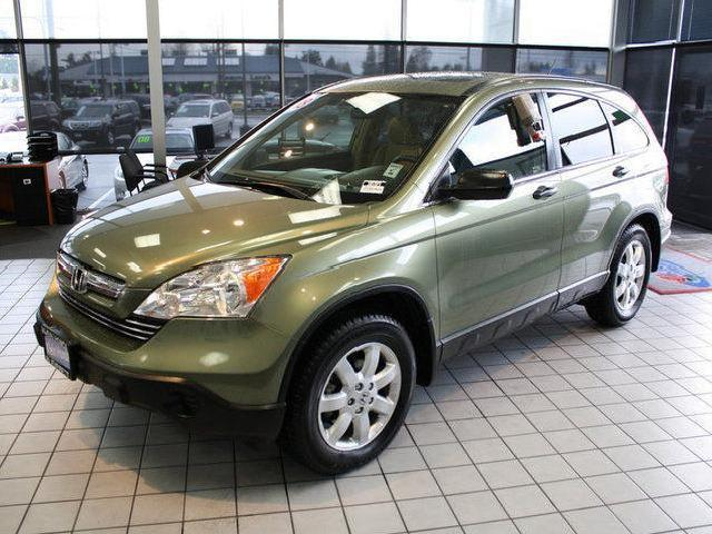 Honda Cr V Used Car Seattle