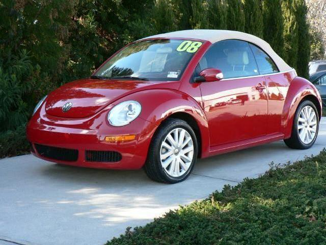 Volkswagen New Beetle Atlanta 26 Convertible Volkswagen New Beetle Used Cars In Atlanta