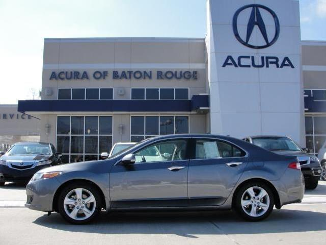 2009 acura tsx used cars in baton rouge mitula cars with pictures. Black Bedroom Furniture Sets. Home Design Ideas