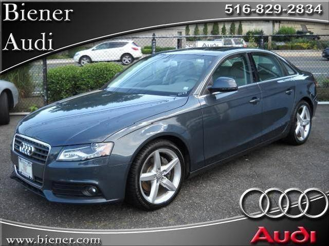 Audi A4 Great Neck 9 2009 Audi A4 Used Cars In Great