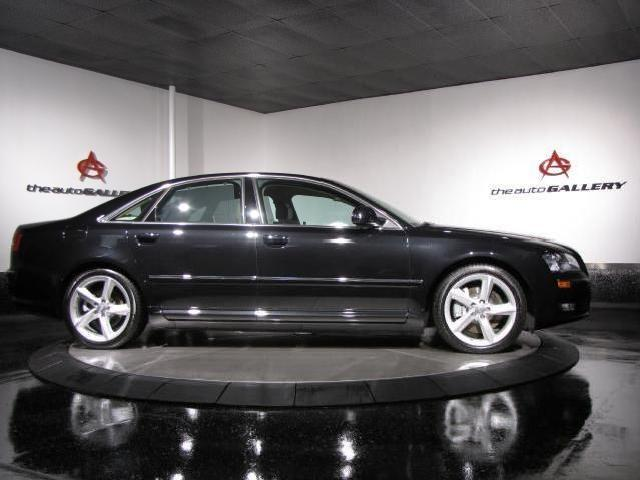 2009 Audi A8 Used Cars In Driver Mitula Cars