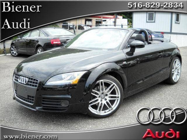 2012 Audi Tt Used Cars In Great Neck Mitula Cars