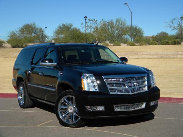 2009 cadillac escalade esv platinum used cars mitula cars. Cars Review. Best American Auto & Cars Review