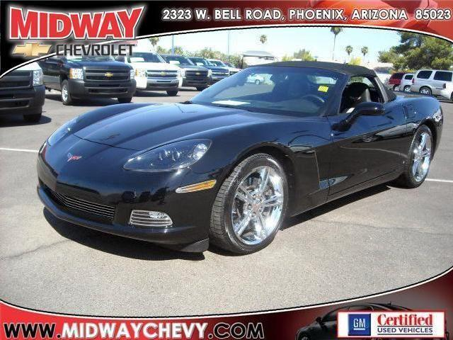 Chevrolet corvette midway mitula cars for Midway motors chevrolet of hutchinson