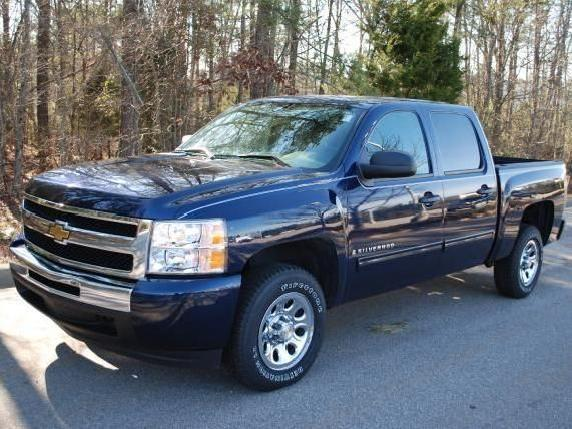 Chevrolet Silverado 1500 In Wake Forest Used 2009 Mitula Cars