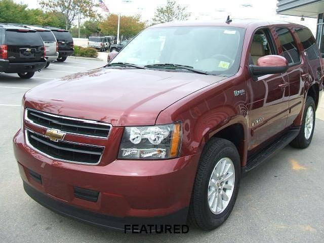 chevy tahoe 2009 hybrid mitula cars. Black Bedroom Furniture Sets. Home Design Ideas