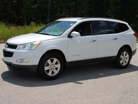 280d60b76fd Chevrolet Traverse in Wake Forest - used chevrolet traverse wake forest suv  - Mitula Cars with pictures