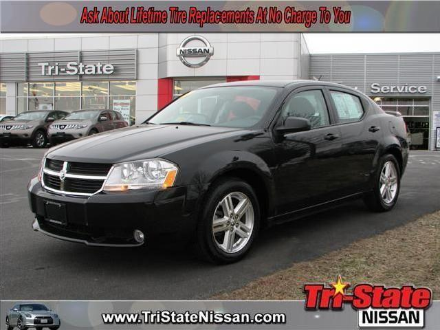 2008 Dodge Avenger Used Cars In Winchester Mitula Cars