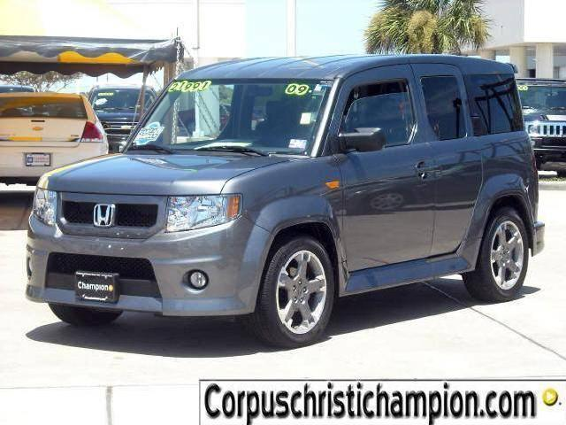 2009 Honda Element 2wd 5dr Auto Sc