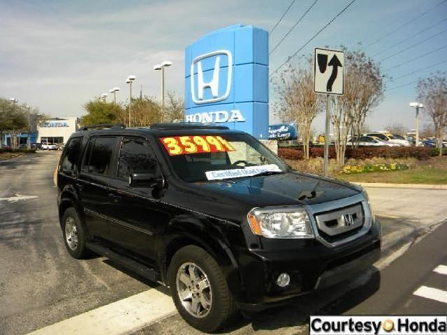 2010 honda pilot 2wd 4dr touring w res amp navi for sale in chickasha