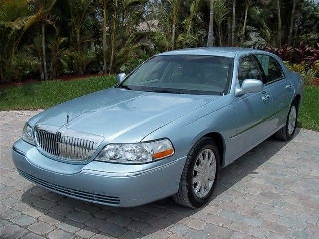 lincoln town signature l florida mitula cars. Black Bedroom Furniture Sets. Home Design Ideas