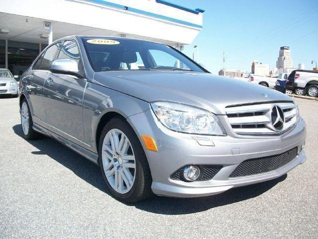 2009 mercedes benz c class used cars in north carolina for Mercedes benz 2009 c350