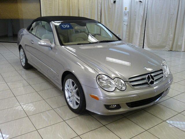 2009 mercedes benz clk class used cars in tampa mitula cars for 2009 mercedes benz clk class convertible