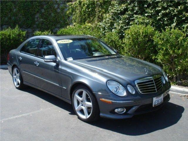 Mercedes benz e class 2009 escondido mitula cars for Mercedes benz escondido