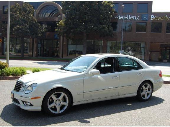 E class amg 2009 beverly hills mitula cars for Beverly hills mercedes benz used cars