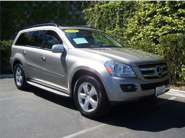 2009 mercedes benz gl class used cars in escondido for 2009 mercedes benz gl class