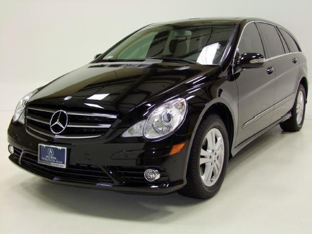 Mercedes benz r class used houston mitula cars for 2009 mercedes benz r350 4matic