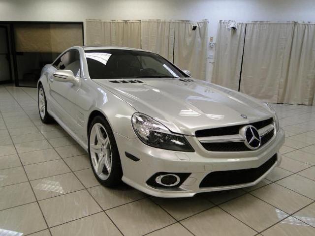 Image gallery 2010 mb 550sl for 2009 mercedes benz sl550 silver arrow for sale