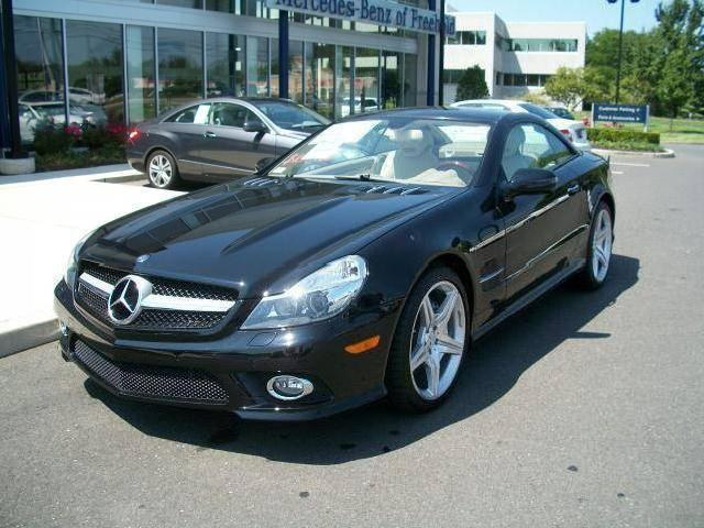 Mercedes benz sl class freehold mitula cars for Freehold mercedes benz