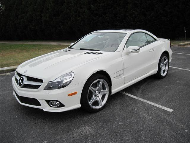 Mercedes benz sl class roadster used cars in maryland for 2009 mercedes benz roadster