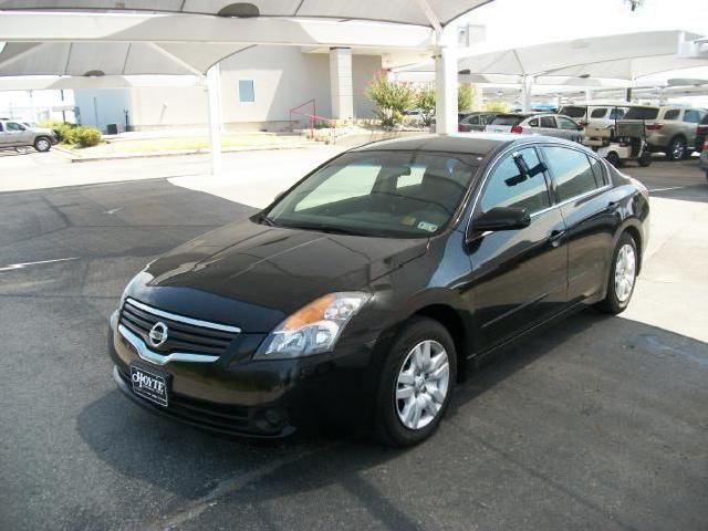 2009 Nissan Altima Used Cars In Sherman Mitula Cars