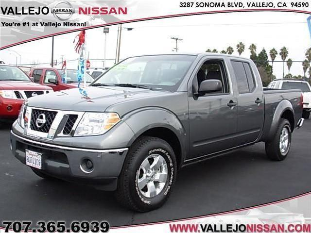 Nissan Frontier in Vallejo - used nissan frontier 2wd vallejo ...
