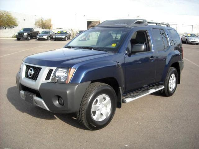 nissan xterra 2009 arizona mitula cars. Black Bedroom Furniture Sets. Home Design Ideas