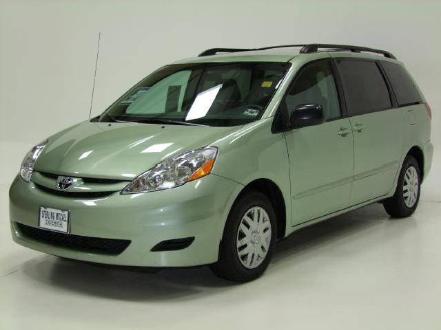 toyota sienna le 2009 texas with pictures mitula cars. Black Bedroom Furniture Sets. Home Design Ideas