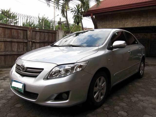 2009 toyota corolla owners manual 2017 2018 best cars. Black Bedroom Furniture Sets. Home Design Ideas