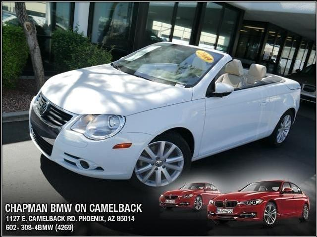 2009 Volkswagen Eos Used Cars In Phoenix Mitula Cars
