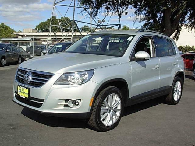 Used Volkswagen Tiguan For Sale Special Offers Edmunds