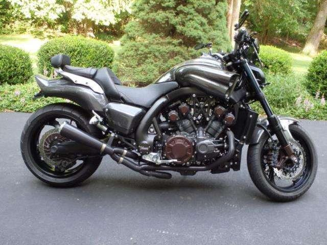 Yamaha Vmax Exhaust For Sale