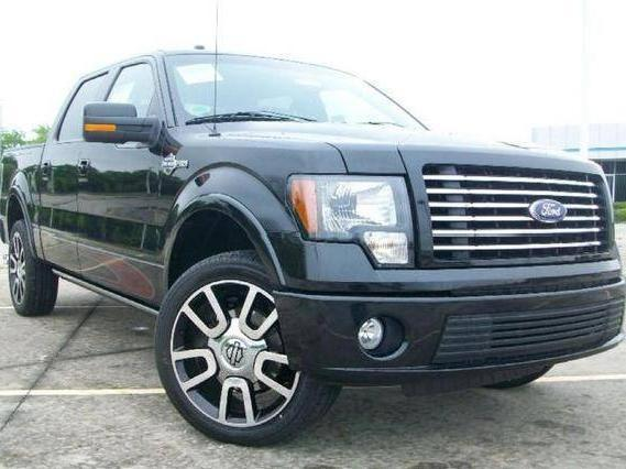 ford f150 harley davidson used cars in houston mitula cars. Black Bedroom Furniture Sets. Home Design Ideas