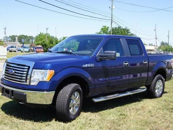 4x4 ford f 150 supercrew used cars in pensacola mitula cars. Black Bedroom Furniture Sets. Home Design Ideas