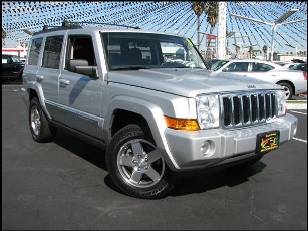 certified jeep commander used cars in huntington beach mitula cars. Black Bedroom Furniture Sets. Home Design Ideas