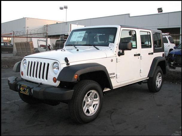 2010 jeep wrangler unlimited used cars in los angeles mitula cars. Black Bedroom Furniture Sets. Home Design Ideas