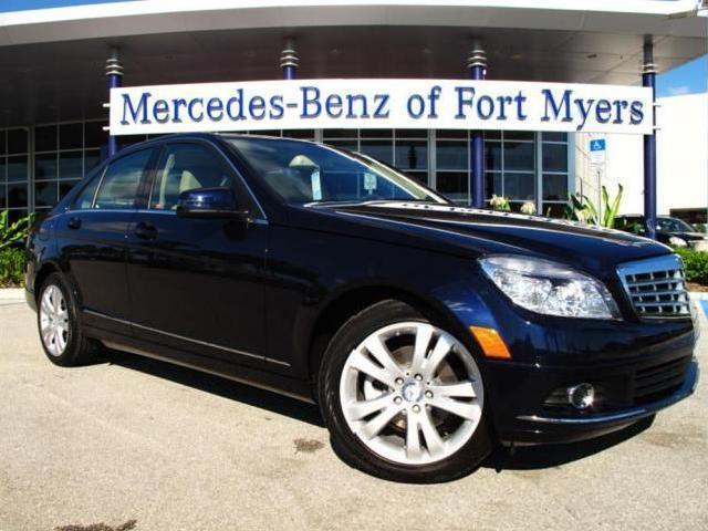 Mercedes benz c class beige 2010 florida with pictures for 2010 mercedes benz c class c300 luxury