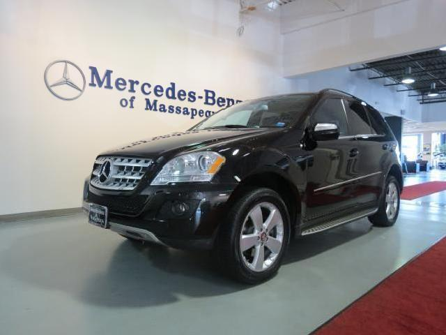 Mercedes benz m class used cars in amityville mitula cars for Mercedes benz of massapequa used cars