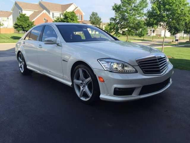 S63 amg 2010 used cars mitula cars for Mercedes benz s class amg 2010