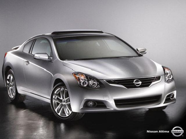Nissan Altima Coupe In Richardson Used Nissan Altima Coupe Spoiler
