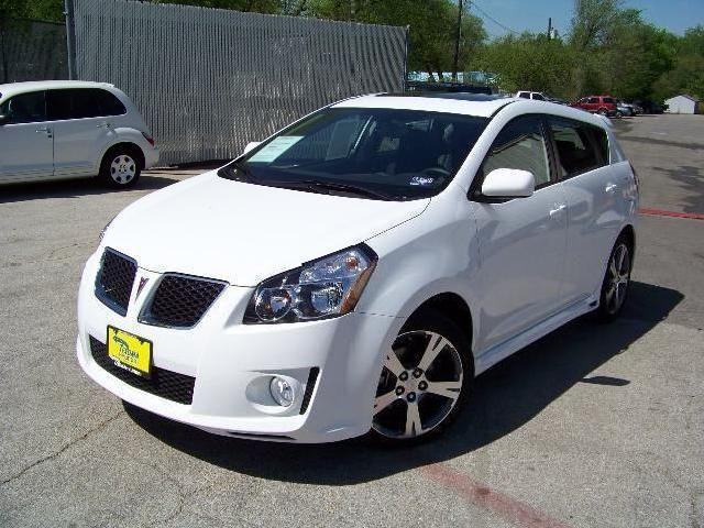 2010 Pontiac Vibe Used Cars In Texas Mitula Cars